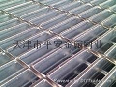 天津鋼格板格柵板