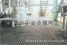 天津钢格板格栅板 2