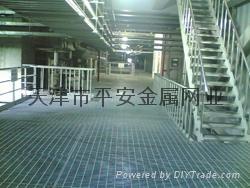 天津钢格板格栅板 3