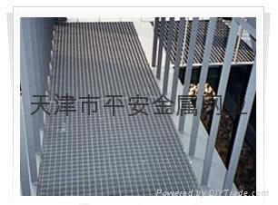 天津轮船用钢格板 2