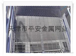 天津轮船用钢格板 5