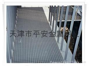 天津鋼格板格柵板溝蓋板 1
