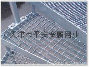天津平台钢格板 5
