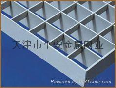 天津平台鋼格板 1