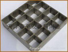 天津平台钢格板 2