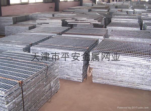 天津平台鋼格板 3