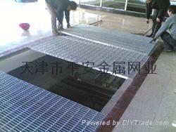 天津平台鋼格板 4