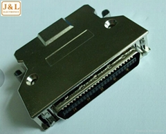 3M SCSI Zinc Alloy 36PIN Connector