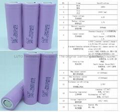 Samsung SDI 18650 batter