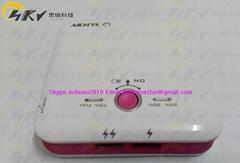 6000mAh portable battery charger