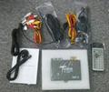 160km/h Car DVB-T2 Digital TV Receiver (Double Tuner,USB ) for Thailand,Russia