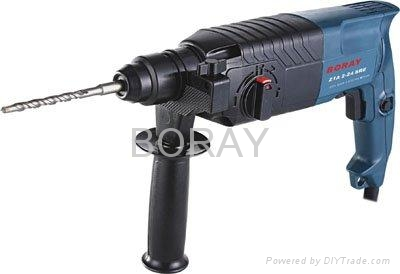 Rotary Hammer 24mm in BOSCH Powerful type