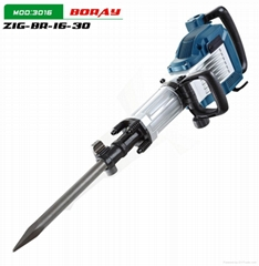 Professional Power Tools,Powerful Demolition Hammer 16-30 Bosch Model