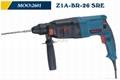 Power Tools,Rotary Hammer 26mm in BOSCH Powerful type 2