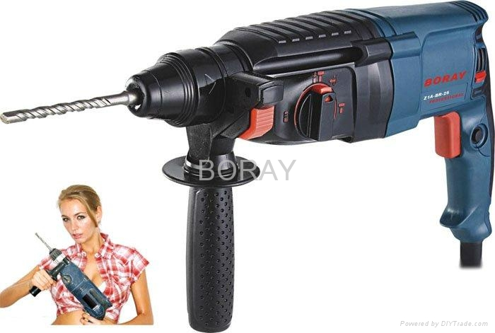 Power Tools,Rotary Hammer 26mm in BOSCH Powerful type 1