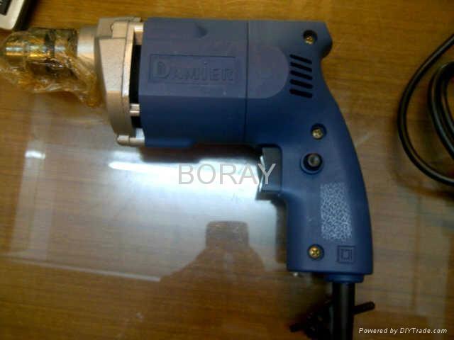 Aluminum Head Electric Drill 10mm 300W (BR-ED001)