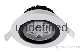 大功率LED天花燈 1