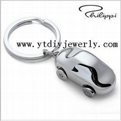 Popular metal alloy key chain