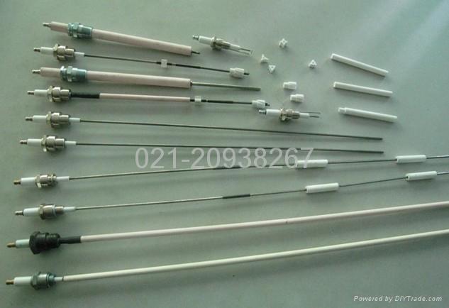 Ignition long electrode 1