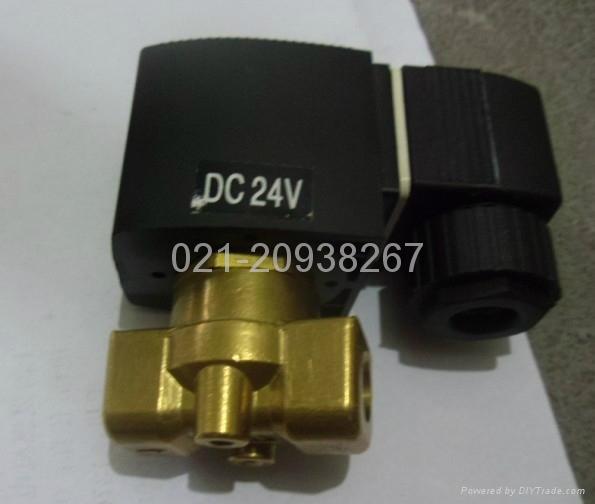 DC24V直流燃油电磁阀