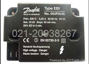 丹佛斯点火变压器EBI 2