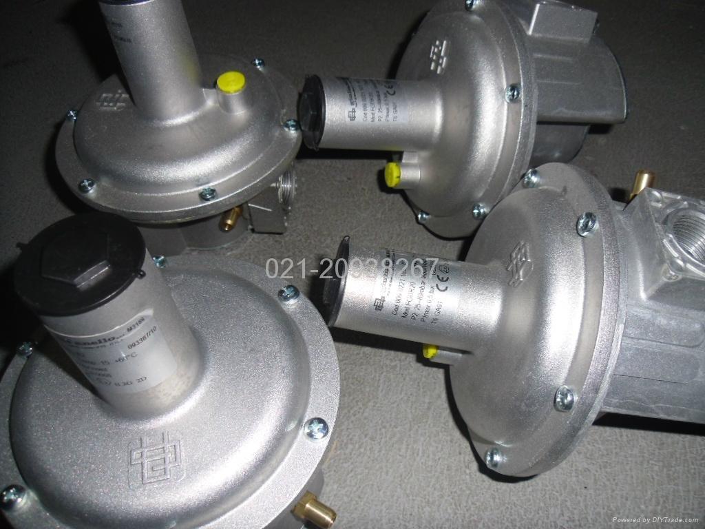 FSDR系列燃氣壓力調節器帶過濾 2