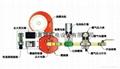 印染拉幅定型机燃烧器