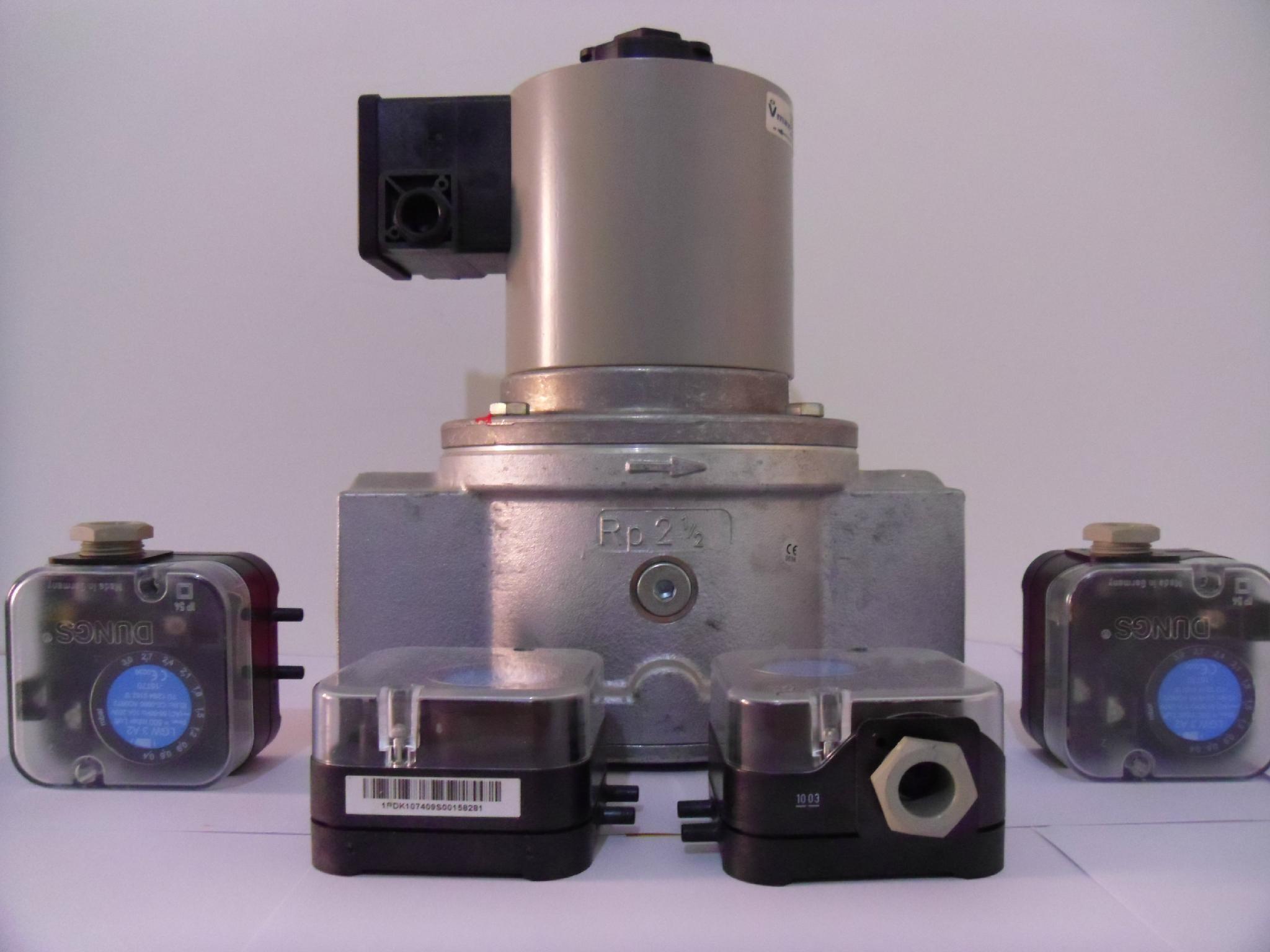 燃气电磁阀 1