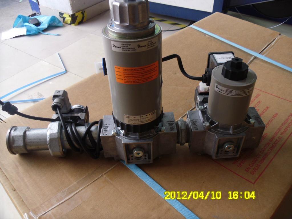 德国冬斯ZRDLE/5系列二级燃气电磁阀 3