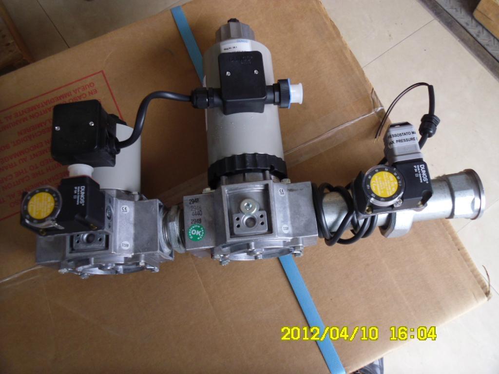 德国冬斯ZRDLE/5系列二级燃气电磁阀 1