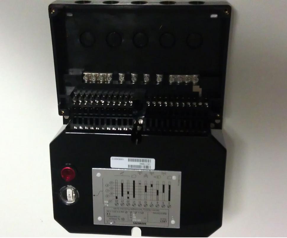 西门子LEC燃烧控制器 1