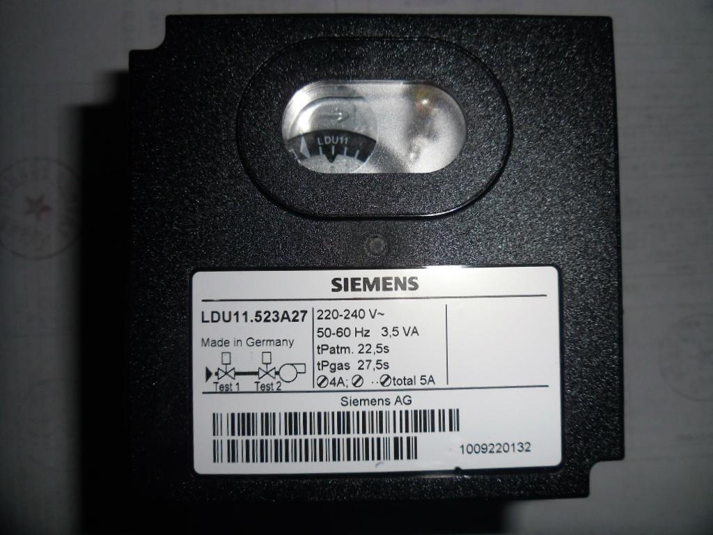 西门子燃气检漏控制器LDU11 1