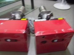 供應利雅路40 GS3燃氣燃燒機