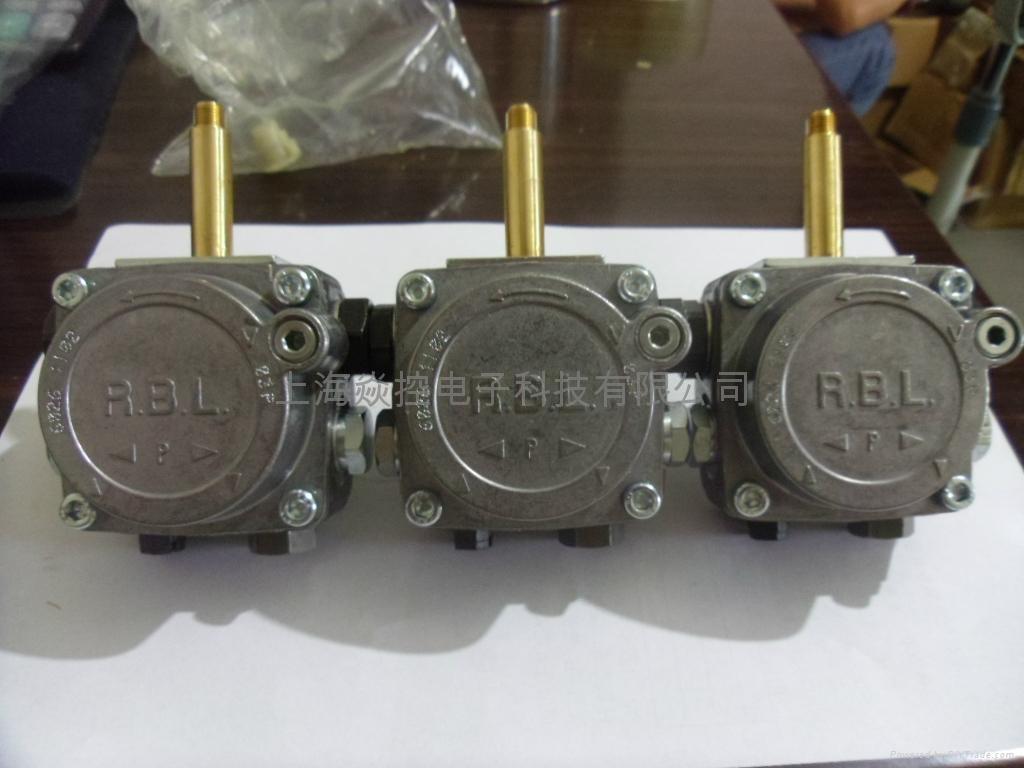 利雅路燃烧器专用油泵 1