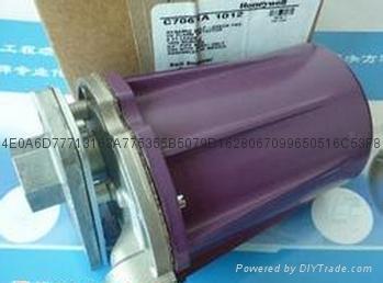 霍尼韦尔C7061A/F紫外自检型火焰探测器 1