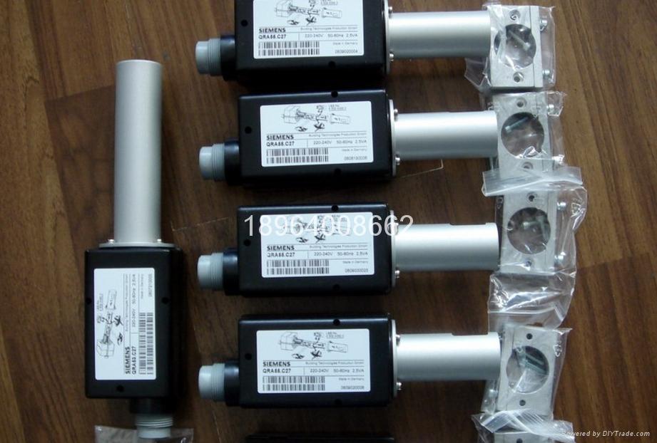西门子火焰探测器QRA55.E27电眼 4