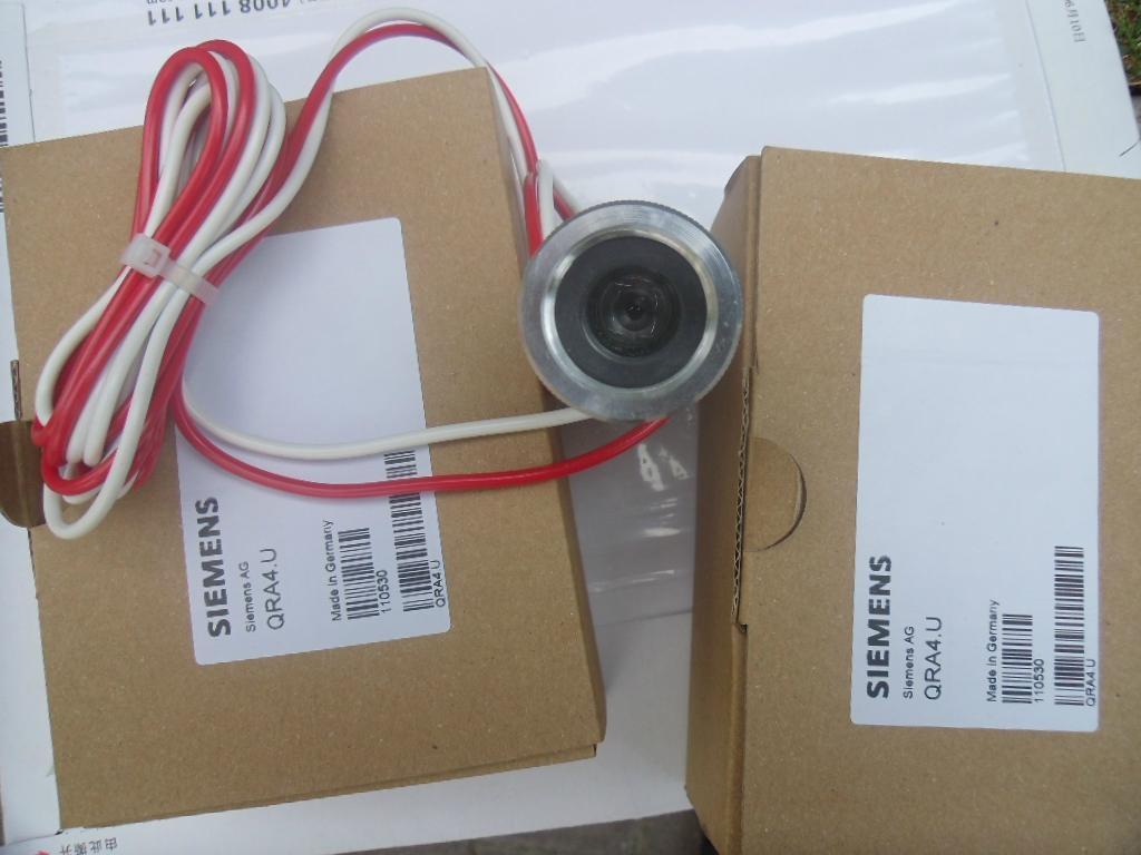 西门子火焰检测器QRA4.U 电眼 2