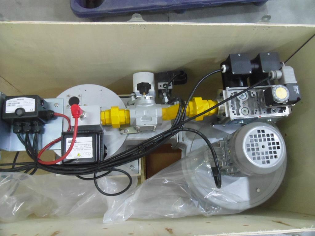 拉幅定型機直燃式燃燒器精確比調 MF300 8