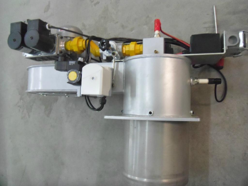 拉幅定型機直燃式燃燒器精確比調 MF300 7