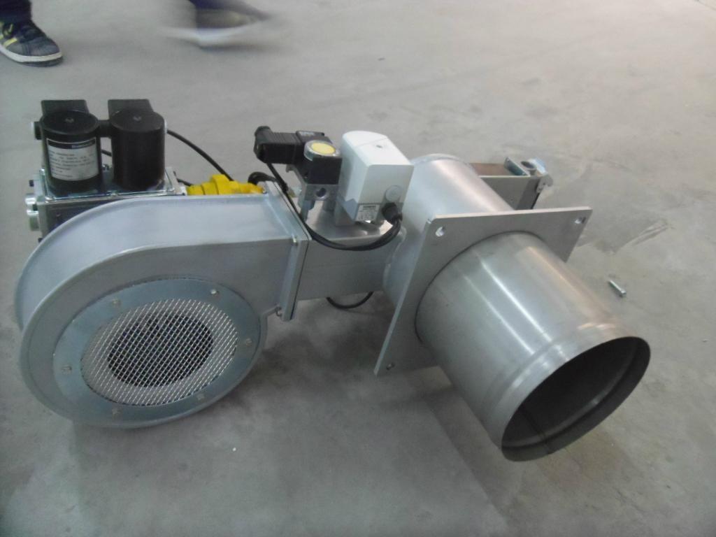 拉幅定型机直燃式燃烧器高比调 MF300 6