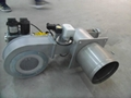拉幅定型機直燃式燃燒器精確比調 MF300 6