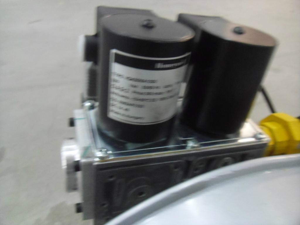 拉幅定型機直燃式燃燒器精確比調 MF300 5