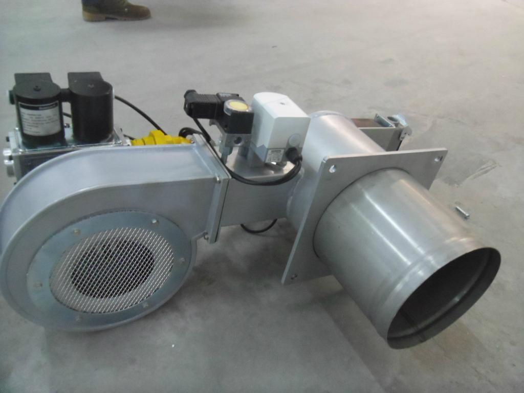 拉幅定型機直燃式燃燒器精確比調 MF300 4