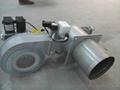 拉幅定型机直燃式燃烧器高比调 MF300 4