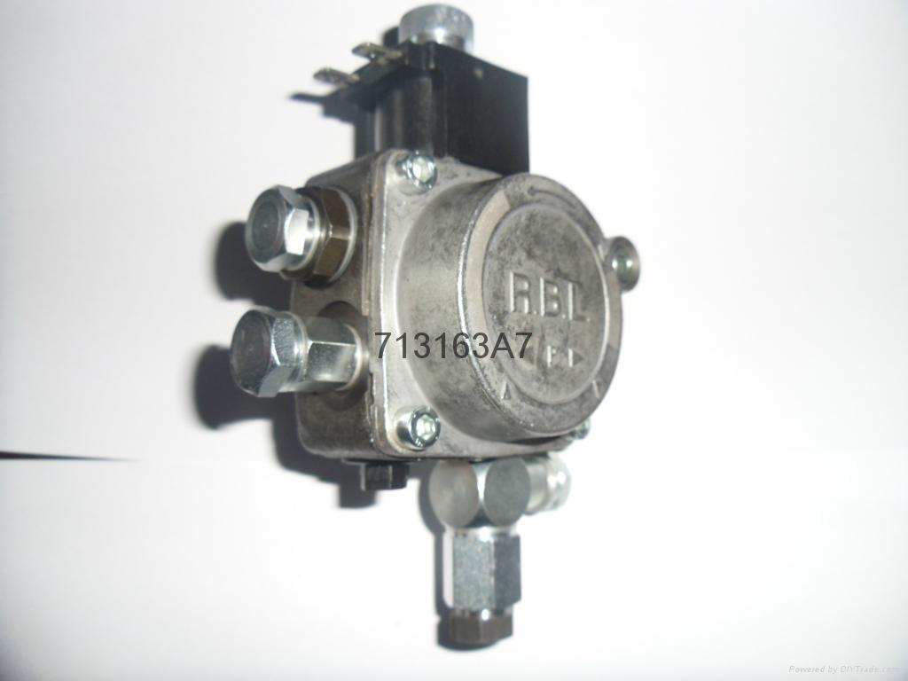 利雅路燃烧器专用油泵 6