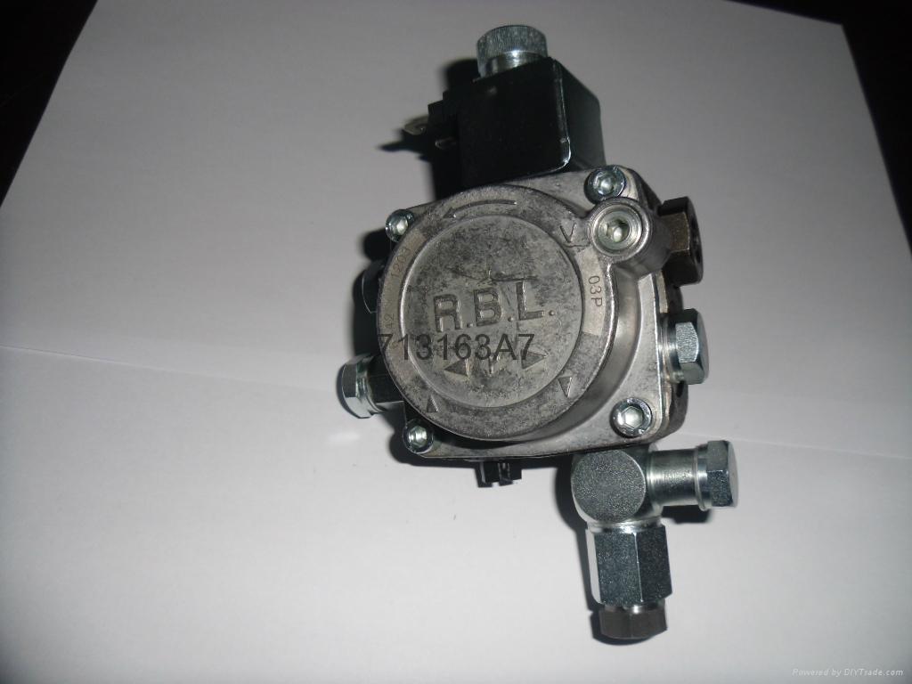 利雅路燃烧器专用油泵 7