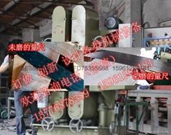 金屬鋁型材不鏽鋼拉絲機雙面砂光機打磨拋光機訂做機械