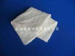 牛奶纖維絮片