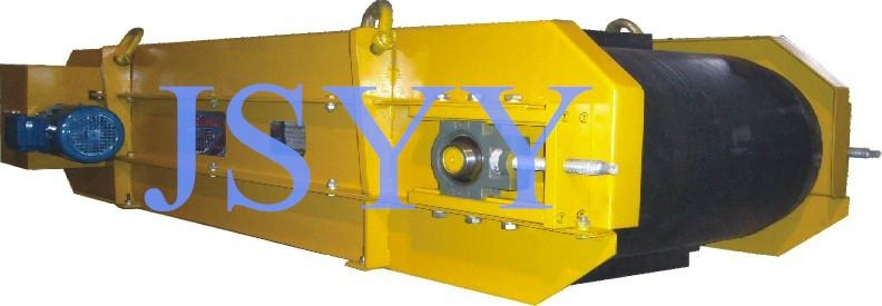 Belt conveyor De- ironing Magnetic Separator 5