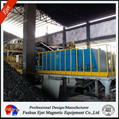 Eddy Current Separator for aluminum can recycling machine
